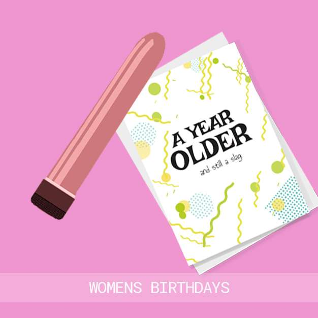 womens birthday cards